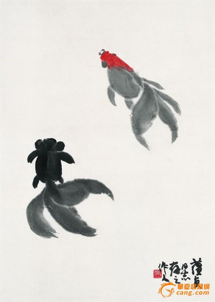 童国画莲花画法步骤